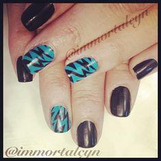 Instagram photo by  immortalcyn #nail #nails #nailart