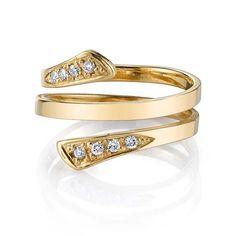 Grace ring, diamond version, $835