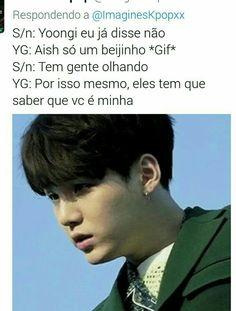 Yoongi possessivo