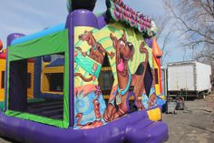 21 best inflatables images things that bounce bounce houses rh pinterest com