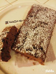 IMG_20151220_172426 Healthy Cake, Healthy Recipes, Healthy Food, Tortillas Veganas, Plum Cake, Breakfast Time, Banana Bread, Dairy Free, Protein