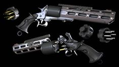 [SFM] Unforgiving Truth by on DeviantArt Anime Weapons, Sci Fi Weapons, Armor Concept, Weapon Concept Art, Fantasy Weapons, Weapons Guns, Guns And Ammo, Future Weapons, Military Guns