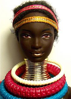"""""""Dolls of the World: Princess of South Africa"""""""