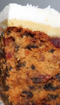 Christmas Cake Recipe How To Make An Easy Classic Fruit For
