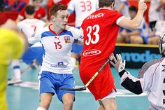 Picture special: Norway-Czech Republic #ibvm12 #wfc2012 #floorball #innebandy