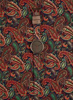 KOMONO Wizard Print 精靈印花系列腕錶 - 變形蟲 /37.5mm - komono | Pinkoi