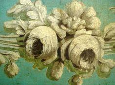 18th century French boiserie panel via Trouvais blog
