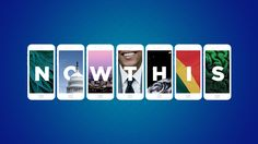 NowThis provides mobile news for a social generation. Updated Daily.