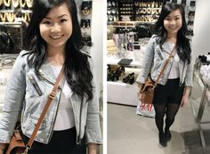 Street Style Huntress: Anything Goes in Downtown Calgary #fashion #style #yyc