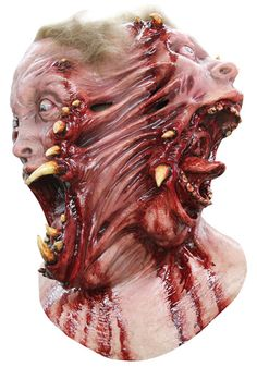 siamese mask scary halloween - Scary Halloween Masks Images