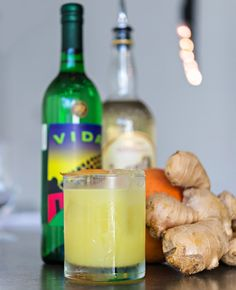 A Spring Cocktail To Lift Your Winter Blues