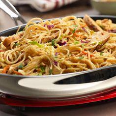 Thai Noodles & Chicken Recipe - Key Ingredient