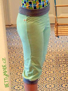 DIY yoga pants