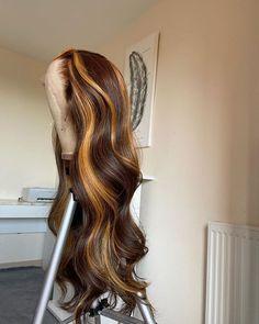 Curly Hair Styles, Natural Hair Styles, Birthday Hair, Hair Laid, Human Hair Lace Wigs, Hair Strand, Aesthetic Hair, Tips Belleza, Remy Hair