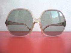 VENDIDAS - Gafas de sol vintage. Años 60 o primeros 70. 60s por MeAndTheMajor, €10.00