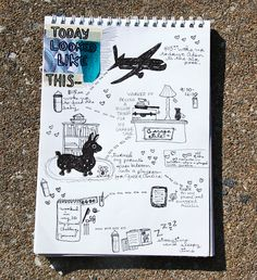 What did you do today? Run With Scissors: 30 Day Journal Challenge