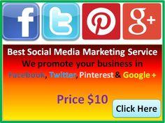 High Quality Social Media Marketing Service