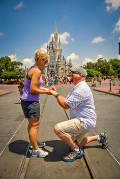 I still can't believe it.. thats me.. getting engaged.. to the sweetest man ever.. to propose at Magic Kingdom, Disney World :)