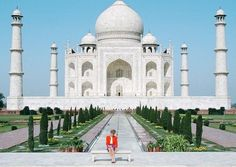 #mytajmemory Lady Diana Spencer in India by world_leaderss #IncredibleIndia #tajmahal