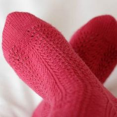 Explications en francais - chaussettes magic loop