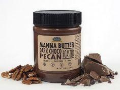 Organic Nut Butter Dark Chocolate Pecan