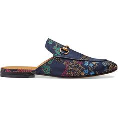 Gucci Princetown Jacquard Slipper With Donald Duck ($585) ❤ liked on Polyvore featuring men's fashion, men's shoes, men's slippers, shoes, men, slides, gucci mens shoes, mens shoes, mens leather soled slippers and mens leather sole shoes