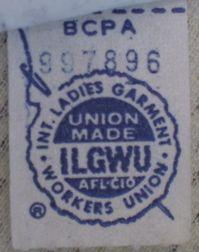 Ilgwu label dating