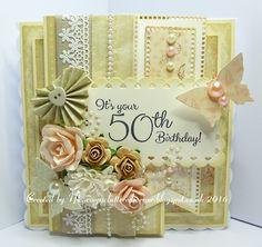 Feminine 50th Birthday. | coops cluttered corner | Bloglovin'