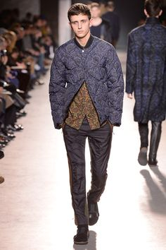 Dries Van Noten Fall 2013 Men s Collection 4c1337d3b1