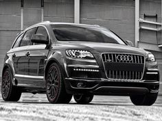 Audi Q7 Wide Track by A. Kahn Design