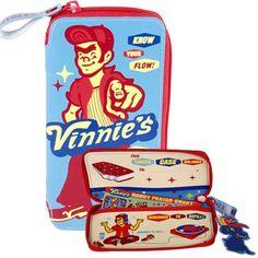 Vinnie's Vinyl Tampon Case - for erin.