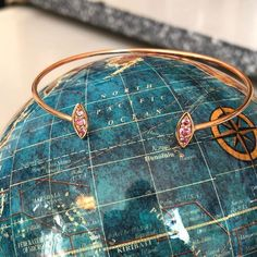 Getting excited for our next destination. Fine Jewelry, Jewellery, Women Wear, Jewelry Design, Charmed, Jewels, Bracelets, Gold, Travel