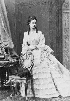 Empress Maria Feodorovna of Russia, Princess Dagmar of Denmark.