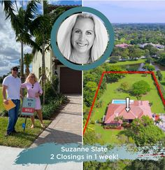 Huge congrats to our super agent Suzanne Slate for closing on 2 beautiful properties in 1 week! 5701 Sea Biscuit Road - Steeplechase - $769,000 13273 Machiavelli - Alton - $1.450m Contact Suzanne with all your Real Estate needs: ☎️561.719.8220 ✉️Suzanne@EchoFineProperties.com #Congrats #Realtor #RealEstate #JustSold #NewHome #Homes #Realty #FloridaRealtor #FloridaRealEstate #HomeSweetHome #SuperAgent Palm Beach Gardens, Slate, Biscuit, Congratulations, Places To Go, Things To Do, Sweet Home, New Homes, Real Estate
