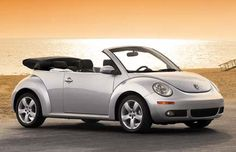 2008 Volkswagen Beetle Pictures: See 604 pics for 2008 Volkswagen Beetle. Browse interior and exterior photos for 2008 Volkswagen Beetle. Volkswagen New Beetle, Beetle Bug, Vw Beetles, My Dream Car, Dream Cars, Vw Beetle Convertible, Car Checklist, Beach Cars, Cute Cars
