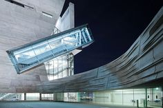 Perot Museum of Nature and Science | Architect: Morphosis