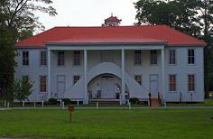 Ye Olde Academy, Pantego, NC