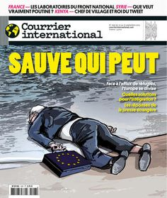 Courrier International n°1297, 10 septembre 2015
