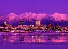 Beautiful Anchorage