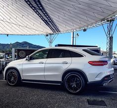 All-new #GLE coupe from #Mercedes #AMG