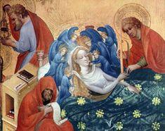 Death of Mary by Konrad von Soest