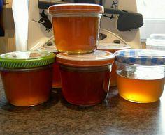 Rezept Löwenzahnsirup Honigersatz von Tanja2004 - Rezept der Kategorie Saucen/Dips/Brotaufstriche