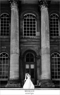 Destination Wedding Blenheim Palace Photo