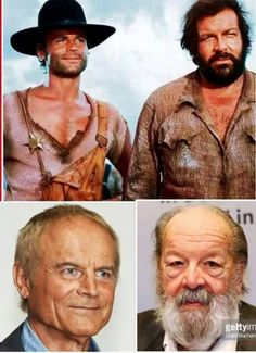 Bud Spencer y Terence Hill.