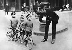 Which way officer? Metropolitan Police Authority collection