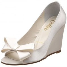 White Wedge Wedding Shoes Buyers Guide