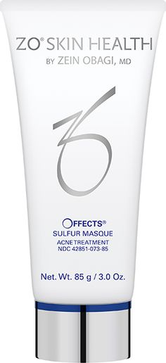 Offects® Sulfur Masque