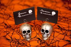Halloween wedding forget the wedding really cool for a skull or Halloween party