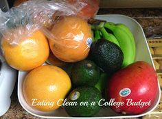 Eating Clean on a College Budget: My Unintentional (Intentional) Week as a Vegetarian