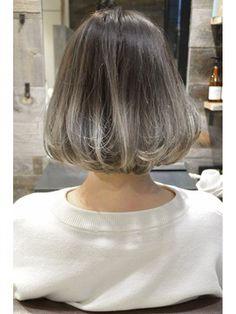 Best hair updos fancy up dos Ideas Blonde Hair Japanese, Silver Blonde Hair, Bold Hair Color, Love Hair, Hair Highlights, Balayage Hair, Dyed Hair, Hair Inspiration, Short Hair